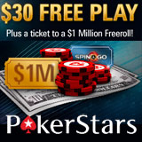 Pokerstars Million Freie Turnier