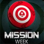 PokerStars Mission Week März