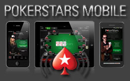 PokerStars Mobile app for Iphone and Android
