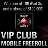 pokerstars mobile poker app freeroll