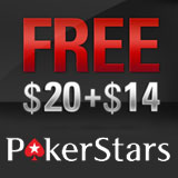 pokerstars offer free 2014