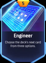 Pokerstars power up engineer card