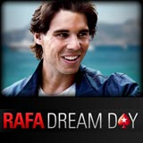 pokerstars rafa dream day
