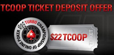 PokerStars reload bonus code 2012