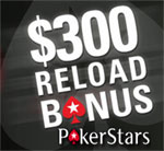 pokerstars reload bonus -