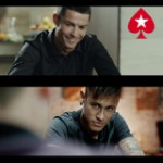 PokerStars Anúncio Ronaldo e Neymar Jr