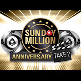 pokerstars sunday million 12th anniversary edition take 2
