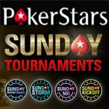 Tournois PokerStars Sunday Poker en ligne