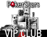 Poker Stars VIP Player Points
