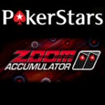 PokerStars Zoom Accumulator Forfremmelse