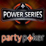 Power Series PartyPoker Turneringsplan