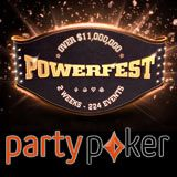 Party Poker Serie di Tornei POWERFEST 2017