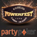 Powerfest PartyPoker Turneringar