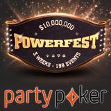 Powerfest PartyPoker Serie di Tornei