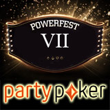 Party Poker Powerfest VII Turneringsserie