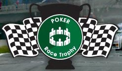 PokerRoom Race Trophy