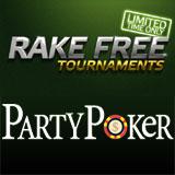 rake free tournaments