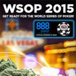 Main Event WSOP 2015 - 888 Poker