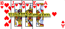 Royal Flush - Best Poker Hands