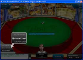 Rush full tilt poker poker