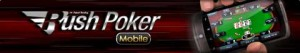 rush poker mobile