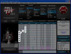 rush poker tournament