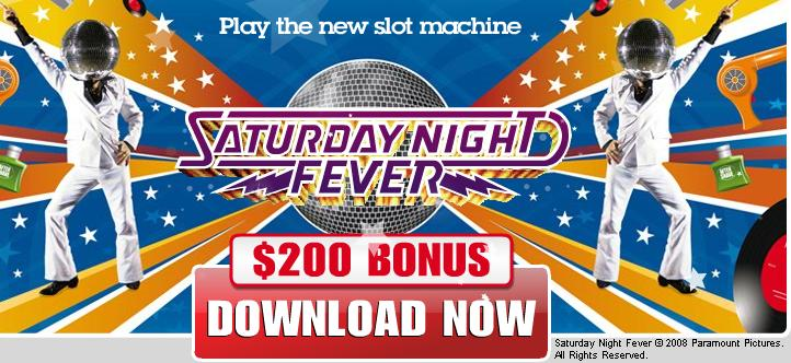 Saturday Night Fever download PartCasino slot game