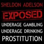 Sheldon Adelson Udsat
