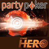Sit and Go Hero Missões PartyPoker