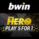Sit and Go Hero Främjande Bwin Turneringar