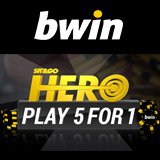 Sit and Go Hero Promoción Bwin