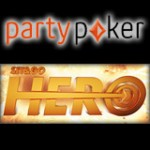 Party Poker Sit & Go Hero Turnering