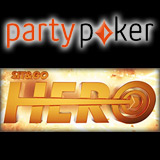 sit & go hero party poker