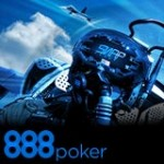 Sky Rocket Freeroll - 888 Poker Algo épico