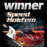 speed hold'em winner poker