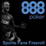 Sports Fans Freeroll - 888Poker