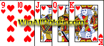Straight Flush - Best Poker Hands