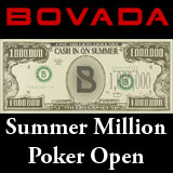 summer million poker open