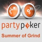 Summer of Grind Förderung Party Poker
