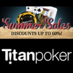 Summer Sales 2015 - TitanPoker