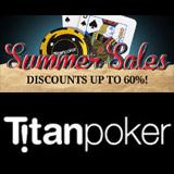 Pokerturneringer Rabatterte Sommersalg 2015