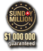PokerStars sunday million tournament