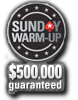 PokerStars sunday warm up