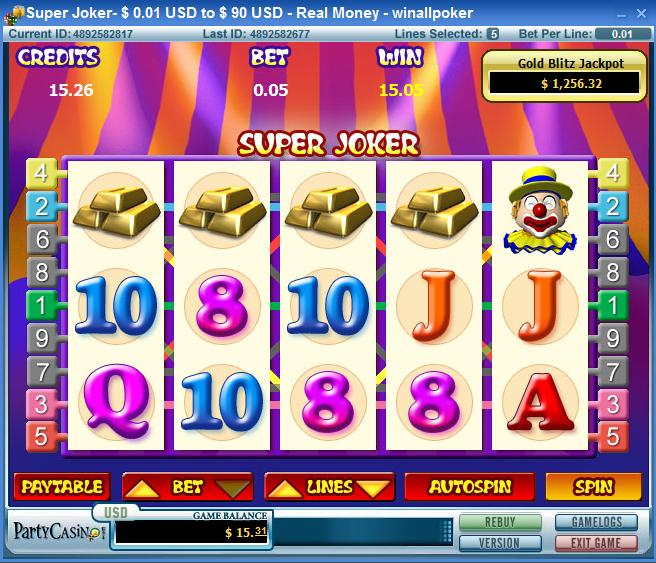 jackpot party casino slots free online mega joker