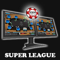 super league uwin poker