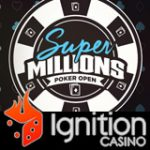 Super Million Poker Open 2018
