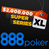 888poker Super XL Turneringsserien 2016
