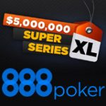 Super XL 2017 Turneringskalender - 888 Poker