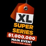 Super XL Main Event Kvalifisere for 888 poker-serien