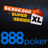Super XL Qualifikation 888 Poker